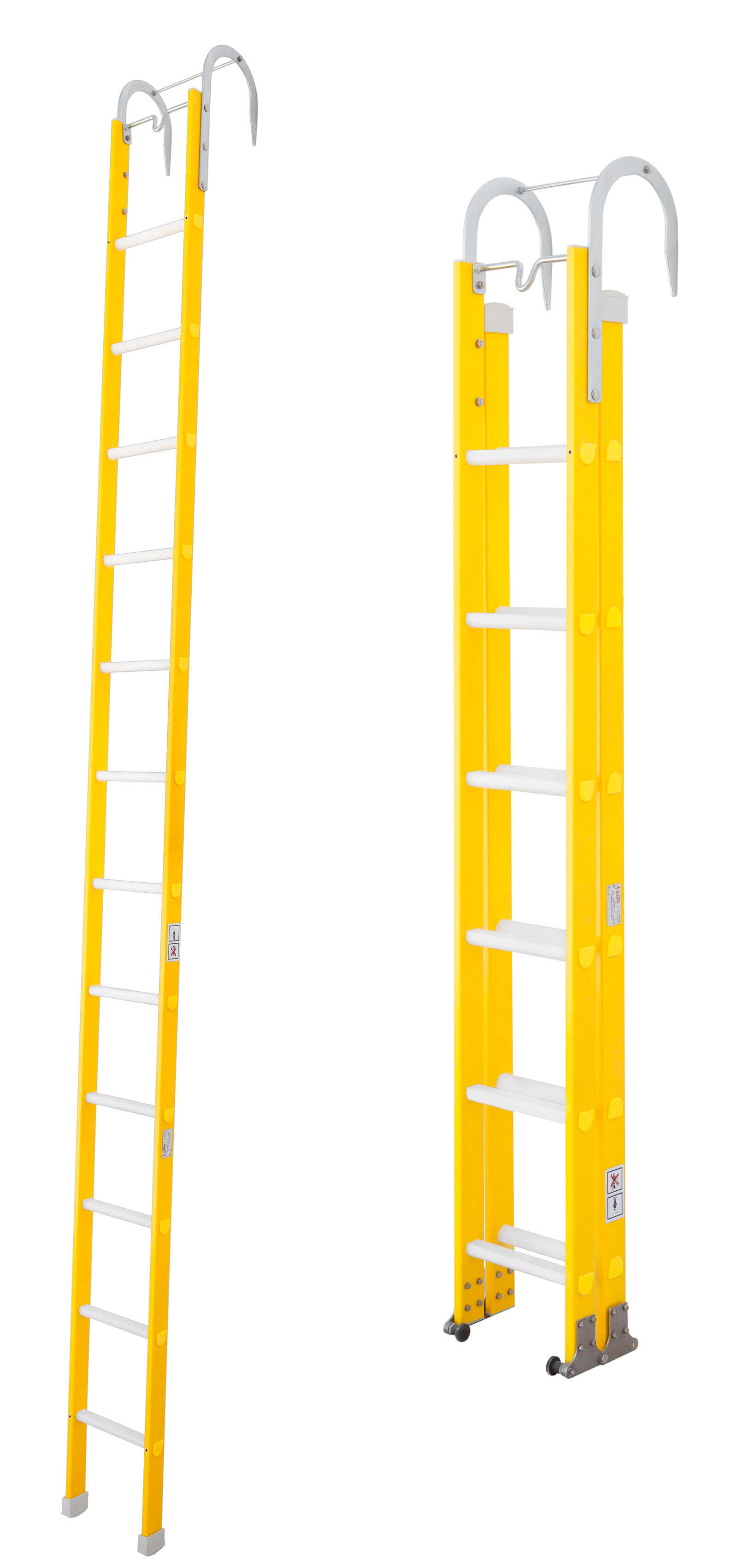 Escalera De Asalto Para Uso Contra Incendios