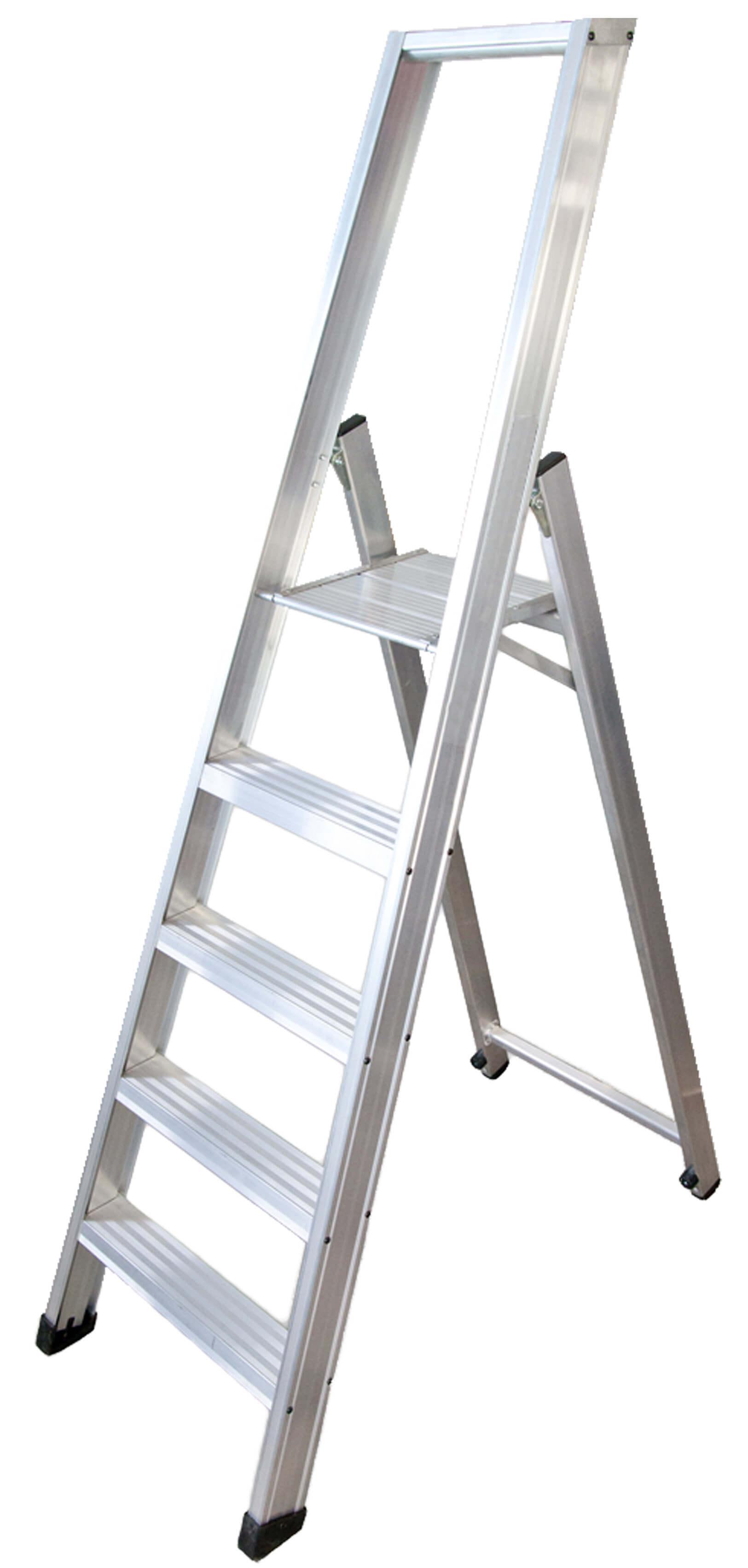 escalera de aluminio de un tramo escaleras arizona