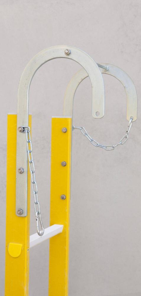 Ganchos cadenas y c ncamos escaleras arizona for Ganchos de aluminio para ropa