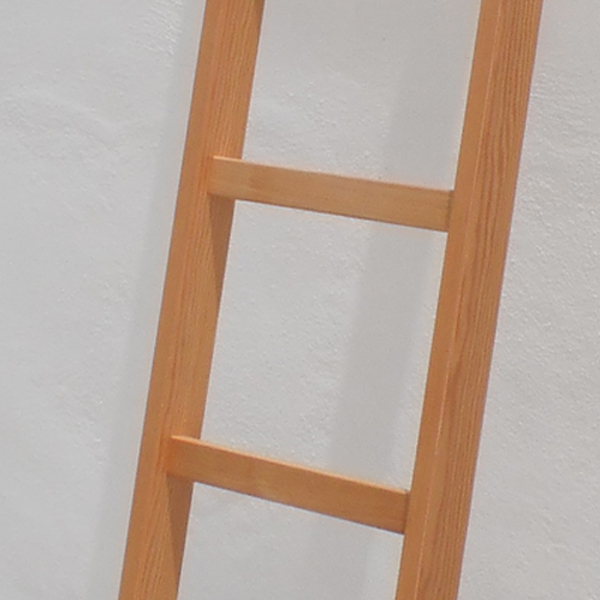 Escalera de madera de 1 tramo escaleras arizona - Peldanos de madera para escalera ...