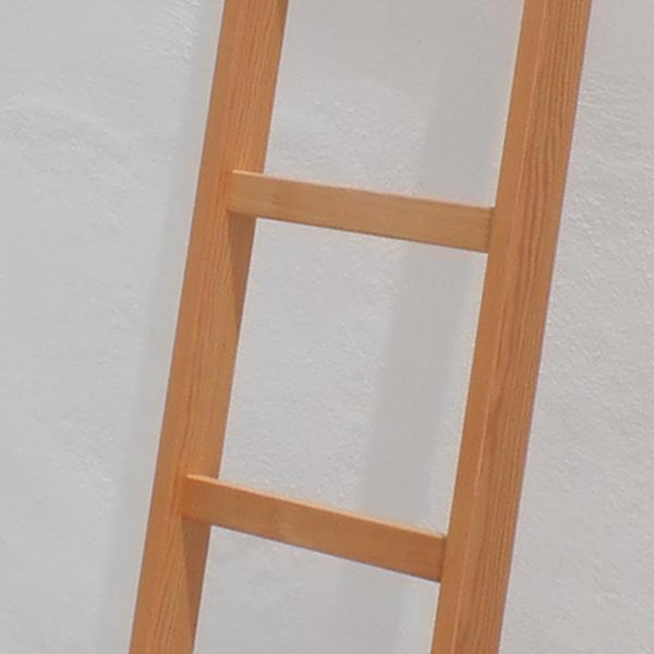 Escalera de madera de 1 tramo escaleras arizona - Escalera de madera de pintor ...