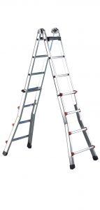 tipos de escaleras industriales