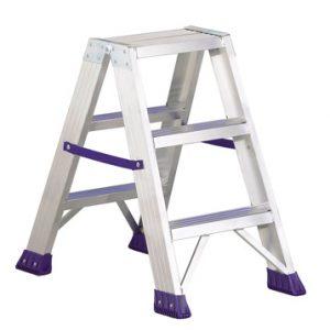 Escaleras peque as de aluminio para uso dom stico o industrial for Escalera aluminio pequena