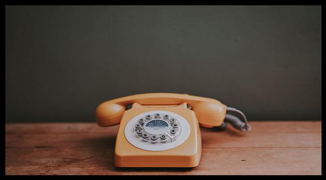 instalación línea telefónica