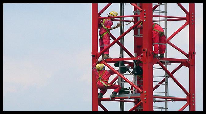 equipos para trabajo en alturas